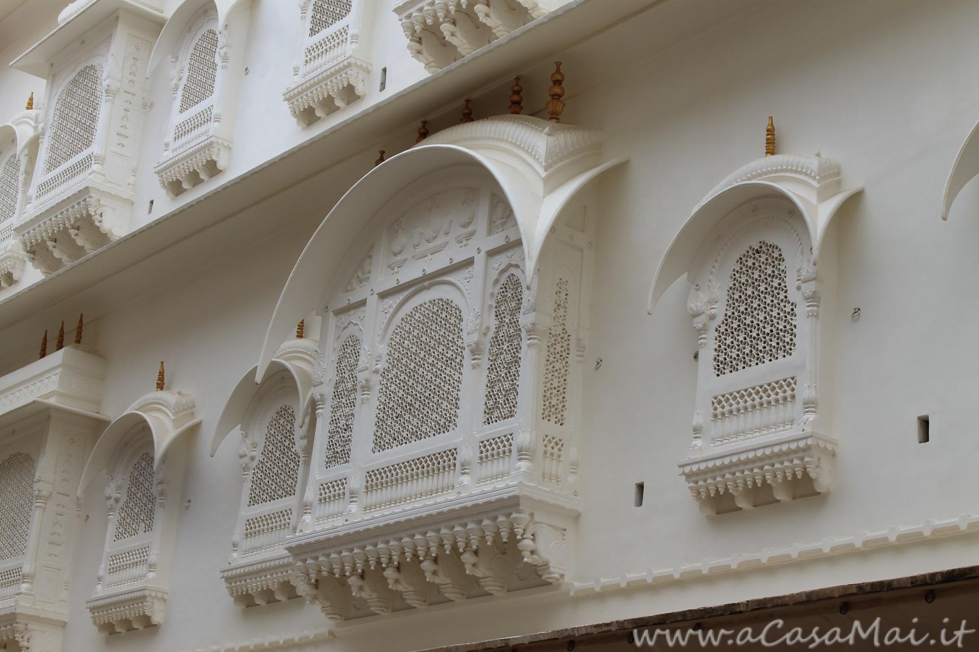particolare nel Junaghar fort