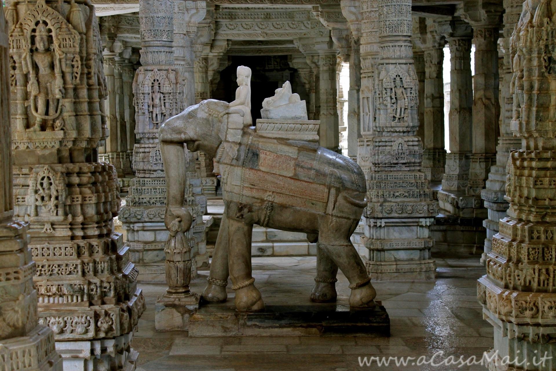 Tempio di ranakpur 1 for Tempio di santiago