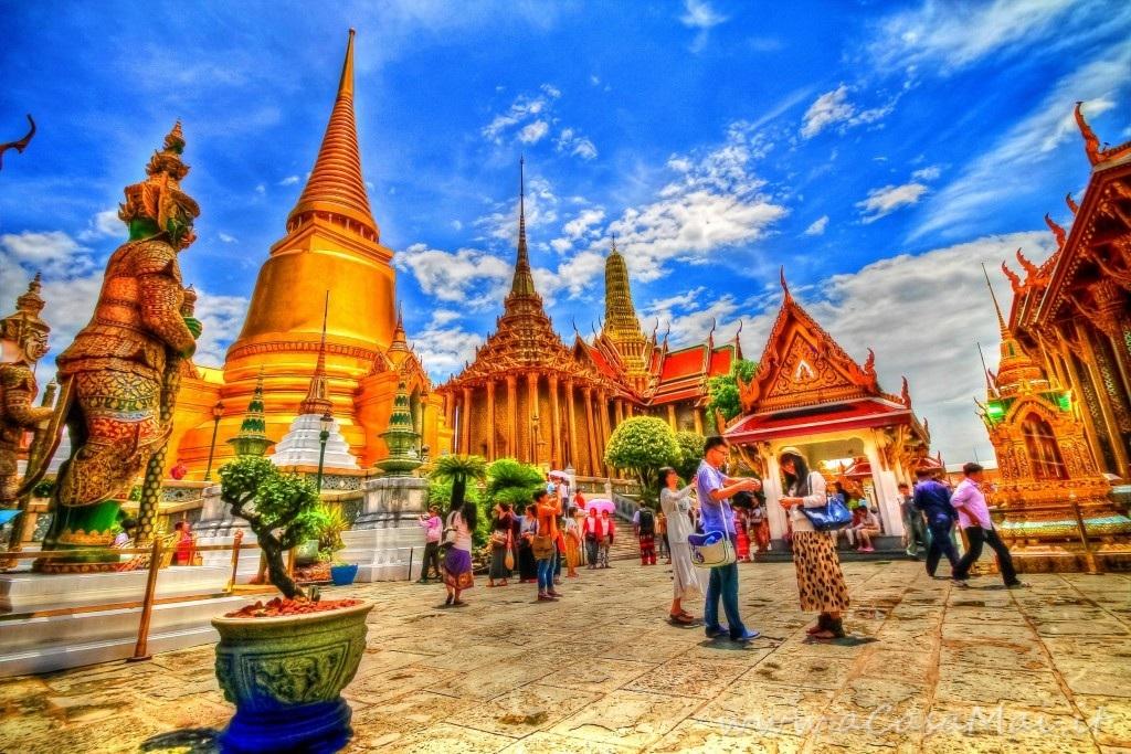 Top 10 attrazioni a Bangkok @Sara