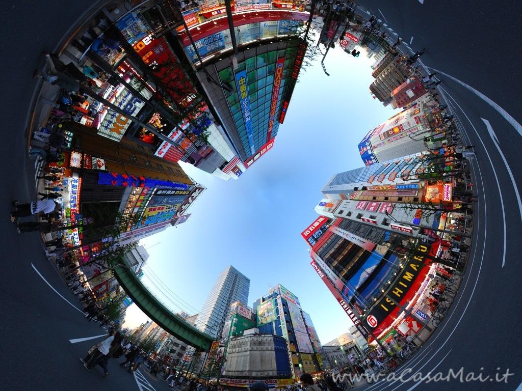 Akihabara, la città dell'elettricità dentro Tokyo