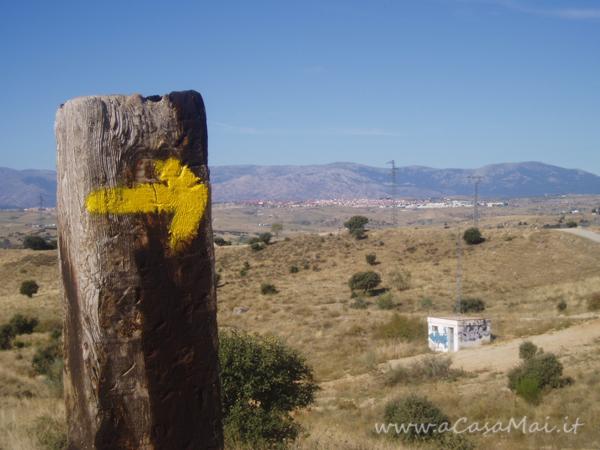 Cammino di Santiago: Puente la Reina-Estella