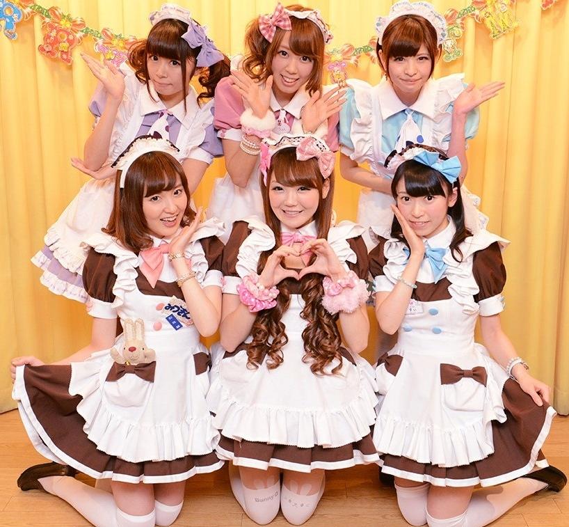 Le Maid Cafè: speciali caffetterie del Giappone