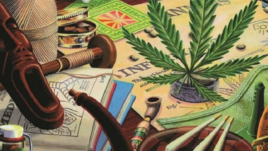 Museo della Marijuana Amsterdam