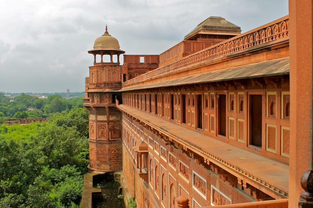 India: Agra – Sikandra… e ritorno