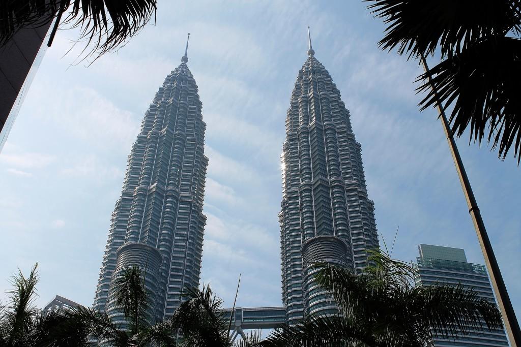Petronas Twin Towers, cuore di Kuala Lumpur (Malesia)