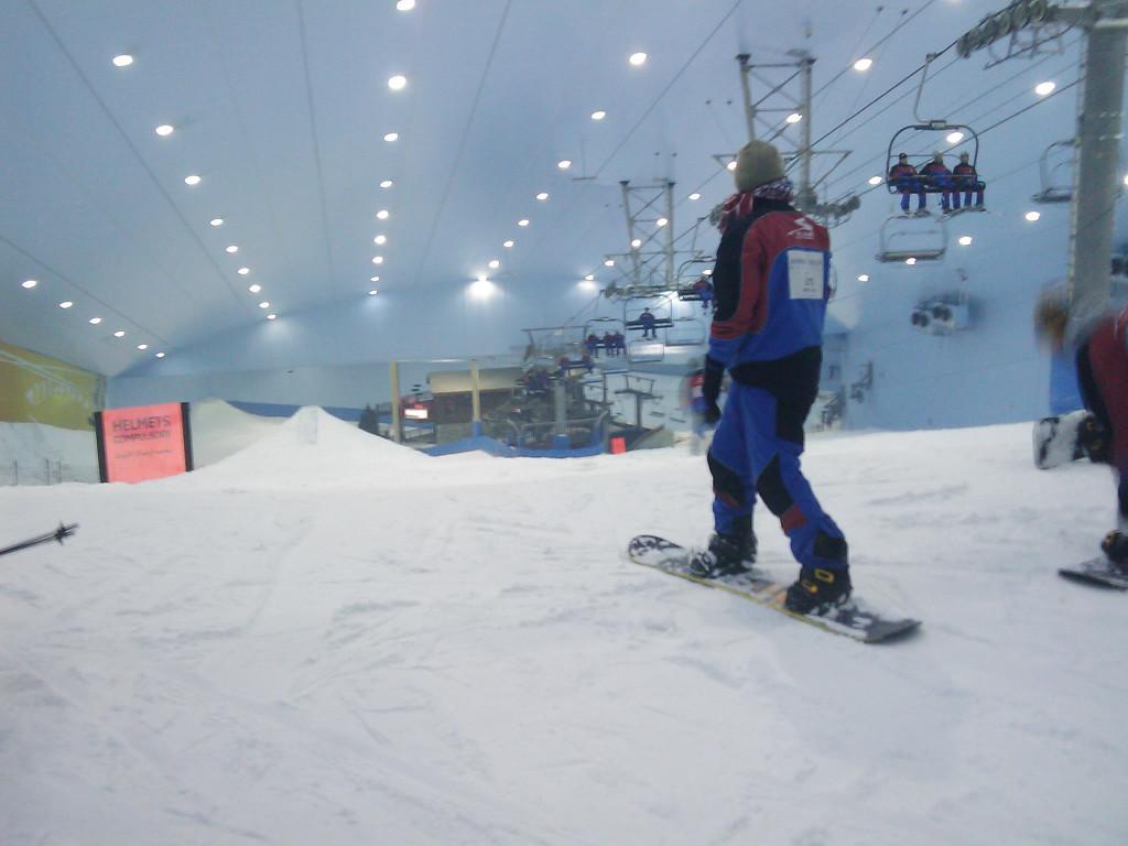 Sciare a Dubai? Si può allo Ski Dubai