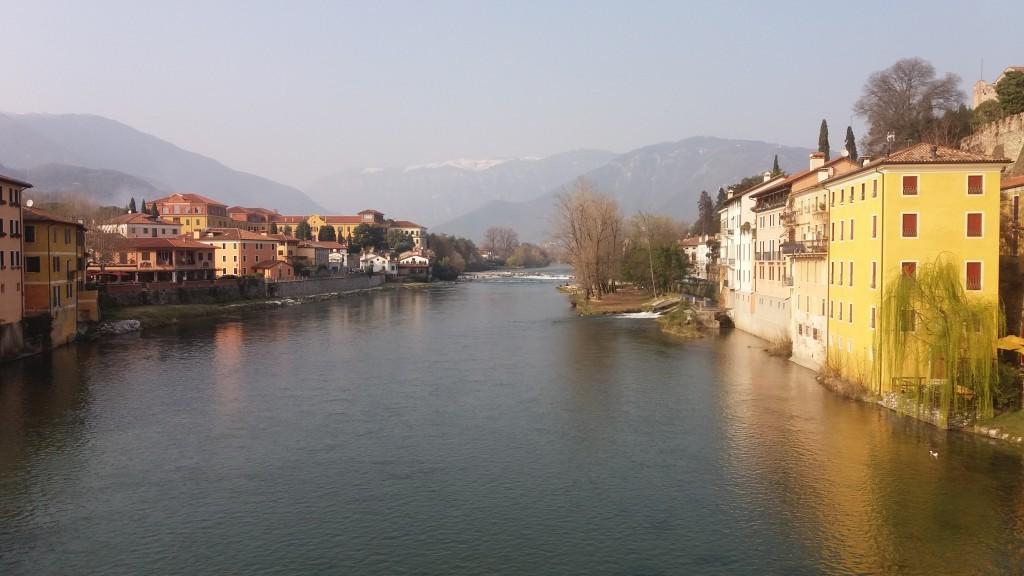 Un giretto in Veneto: Bassano del Grappa