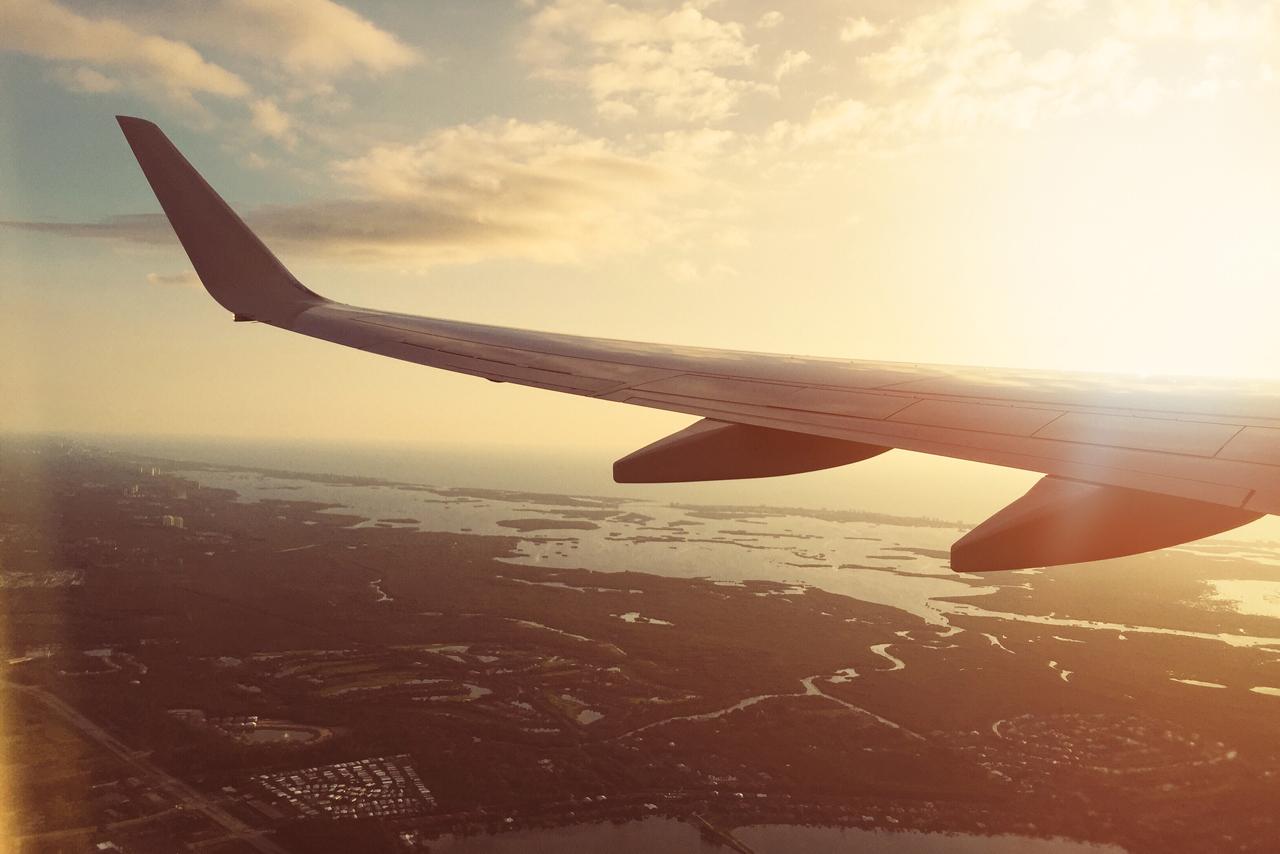 Acquistare biglietti aerei