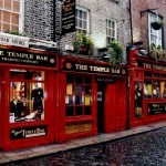 Temple Bar? Immancabile tappa a Dublino!