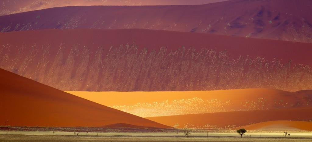 Paesaggi naturali surreali in Africa @Sara