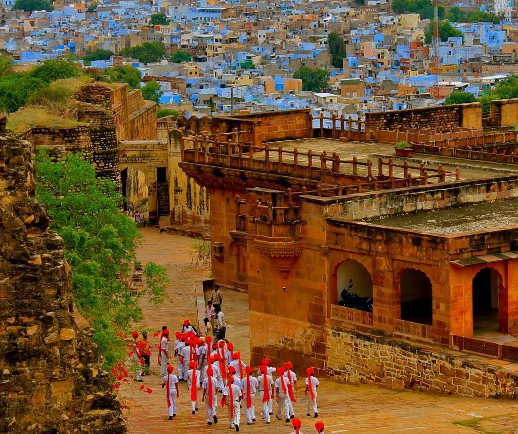 Top 10 città del Rajasthan @Sara