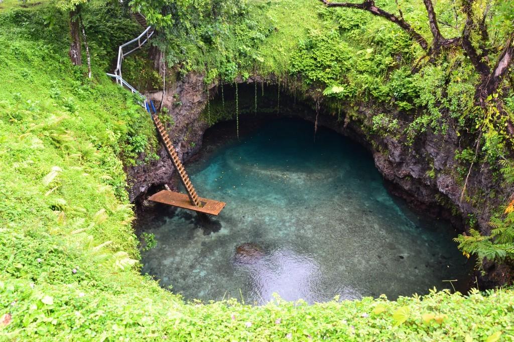 Paesaggi naturali surreali dell'Oceania @Sara