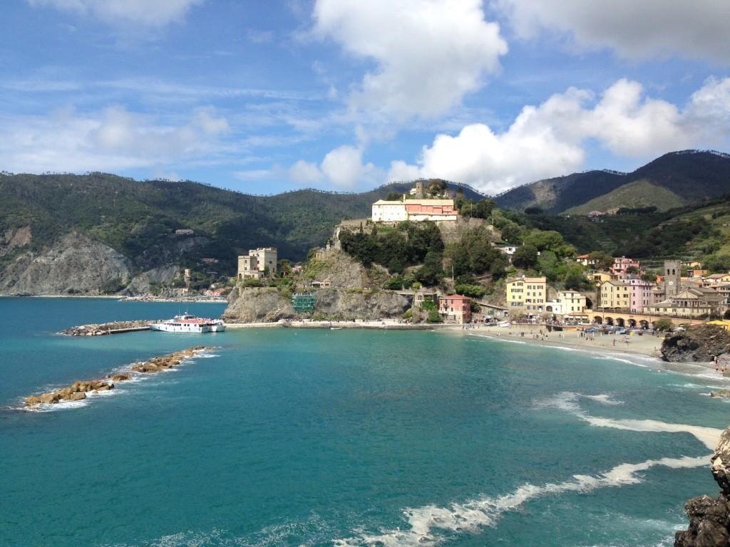 Le Cinque Terre della riviera ligure: Monterosso al Mare