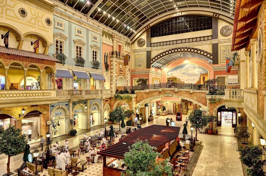 Anche i Mall a Dubai meritano una visita!