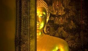 Phra Sri Shakyamuni al Wat Suthat, Bangkok 1