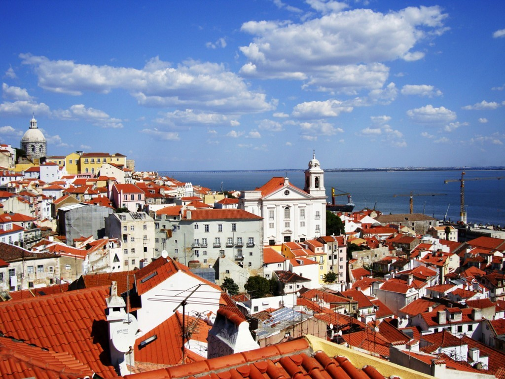 Lisbona e dintorni, perdersi tra cibo e panorami fantastici!!!
