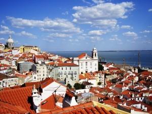 Lisbona, tappa del Cammino Portoghese per arrivare a Santiago