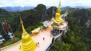Tiger Cave Temple Krabi 1, Thailandia