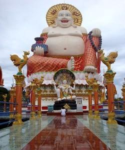 Wat Plai Laem Koh Samui 2, Thailandia
