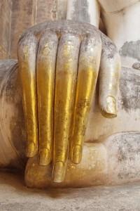 Big Buddha al Wat Si Chum 2, Sukhotai, Thailandia