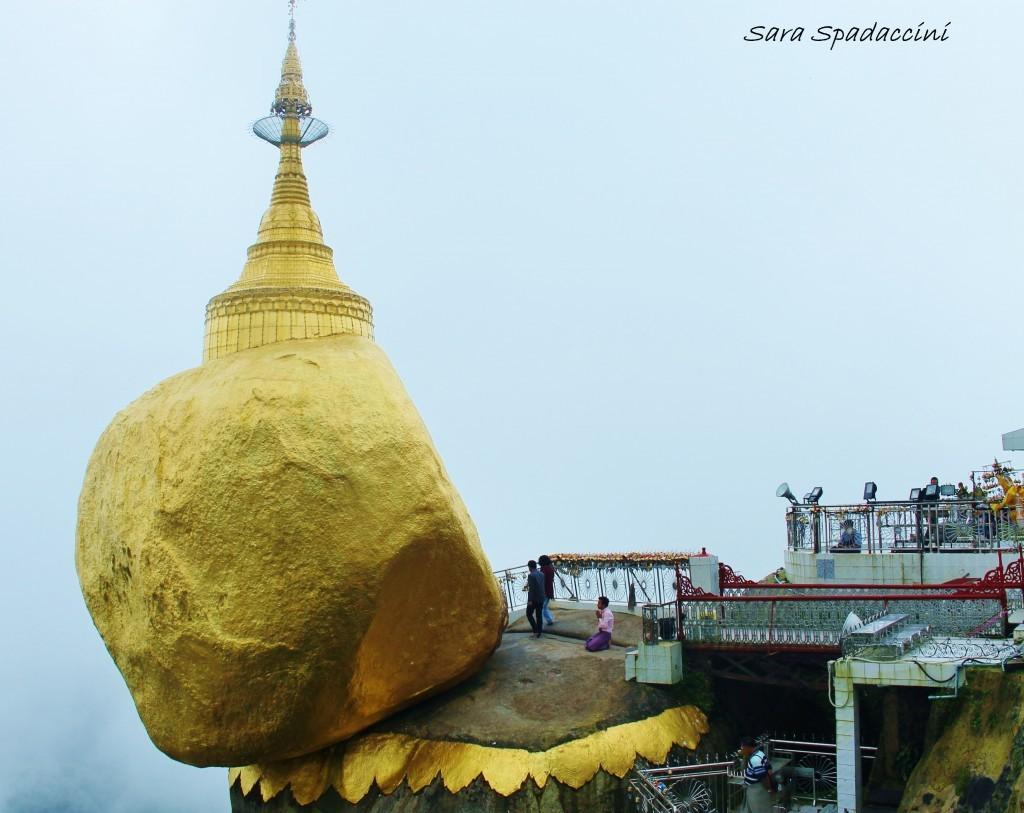 Secondo giorno in Myanmar: visita a Bago e la mistica Golden Rock