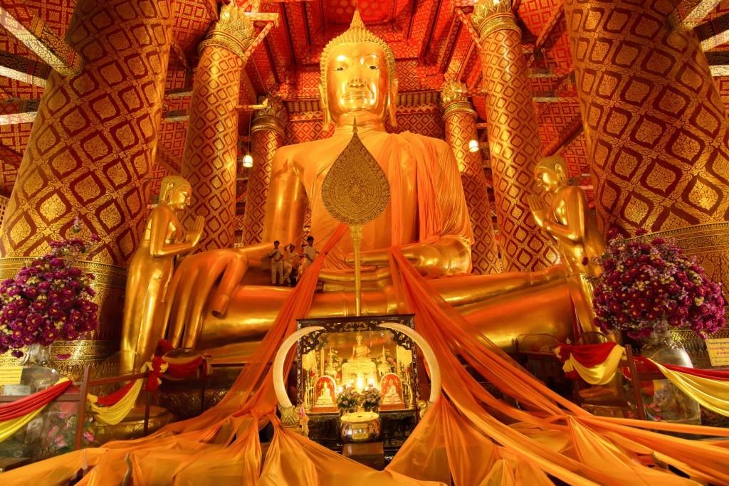Le statue di Buddha più affascinanti nel nord della Thailandia!
