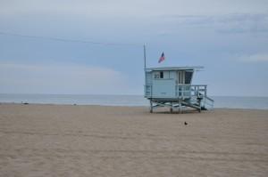 LA beach life