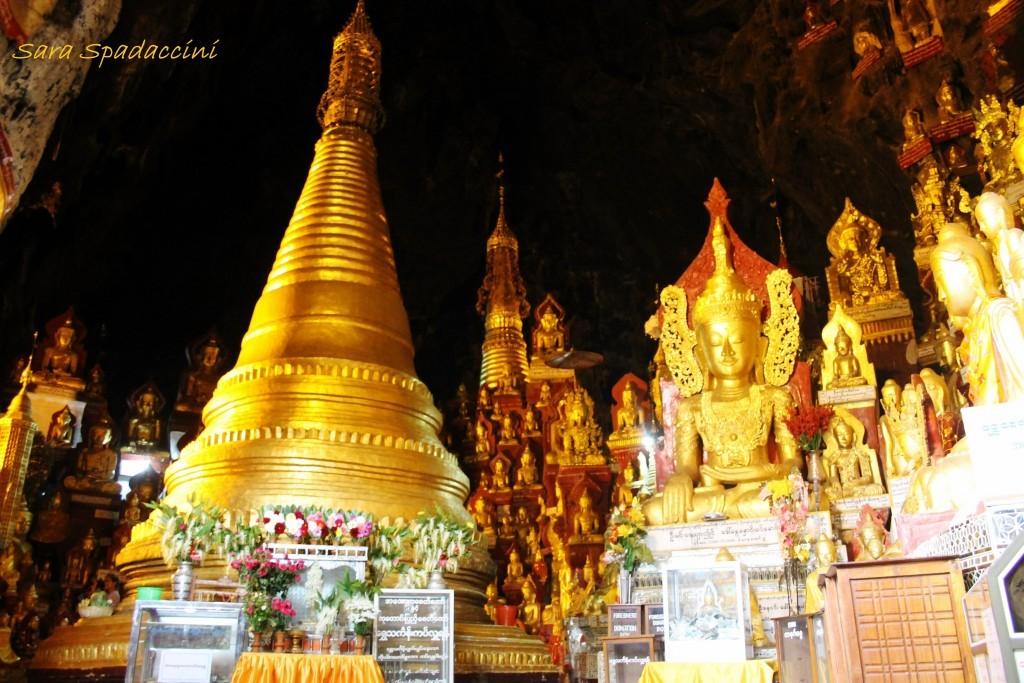 Sesto giorno in Myanmar: più di 8 mila statue di Buddha!!!!