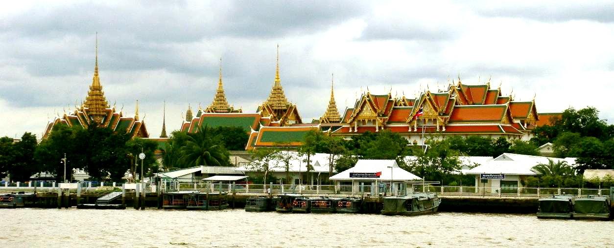 Palazzo reale Thailandia