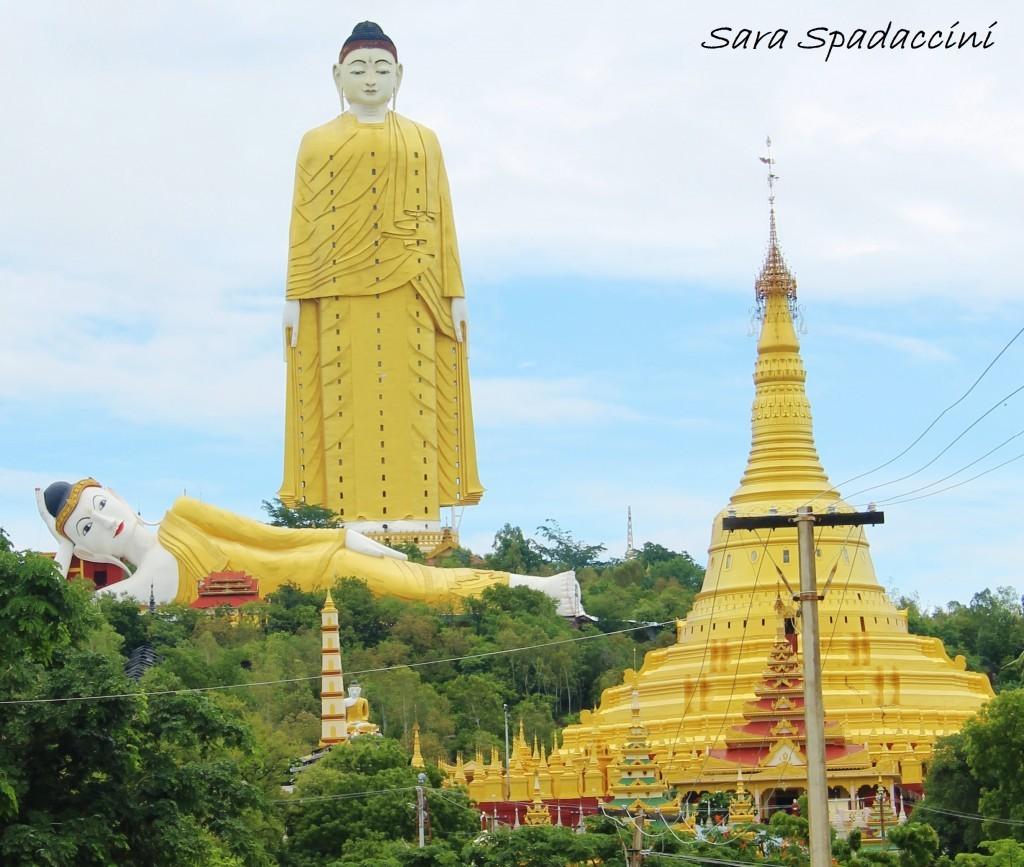 """Decimo giorno in Myanmar: alle """"caverne dello sciamano"""" a Monywa!"""