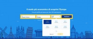 Offerte Ryanair - viaggia ovunque