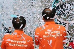 A Boryeong, circa a 200 km da Seoul, si svolge il Mud Festival che può contare su un'organizzazione quasi perfetta