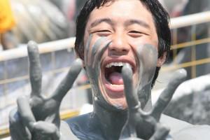 Cosa fare per divertirsi in Corea del Sud? Il Mud Festival, ovviamente!