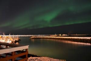 Aurora in Norvegia - © Fabio Santacaterina (@bohemien86 su instagram)