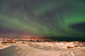 Alla ricerca dell'Aurora Boreale