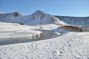 Acqua e neve in Norvegia - © Fabio Santacaterina (@bohemien86 su instagram)