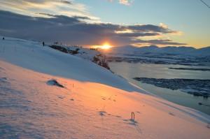 Neve in Norvegia - © Fabio Santacaterina (@bohemien86 su instagram)