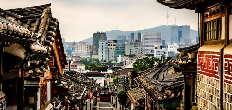 Il villaggio Bukchon Hanok è un tuffo nella Seoul tradizionale