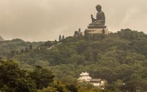 Il grande Buddha di Hong Kong è una delle attrazioni low cost da vedere in città
