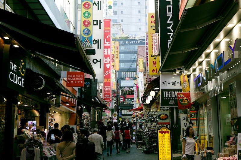 Per qualsiasi cosa tu voglia comprare il mercato di Namdaemun è dove devi andare a Seoul