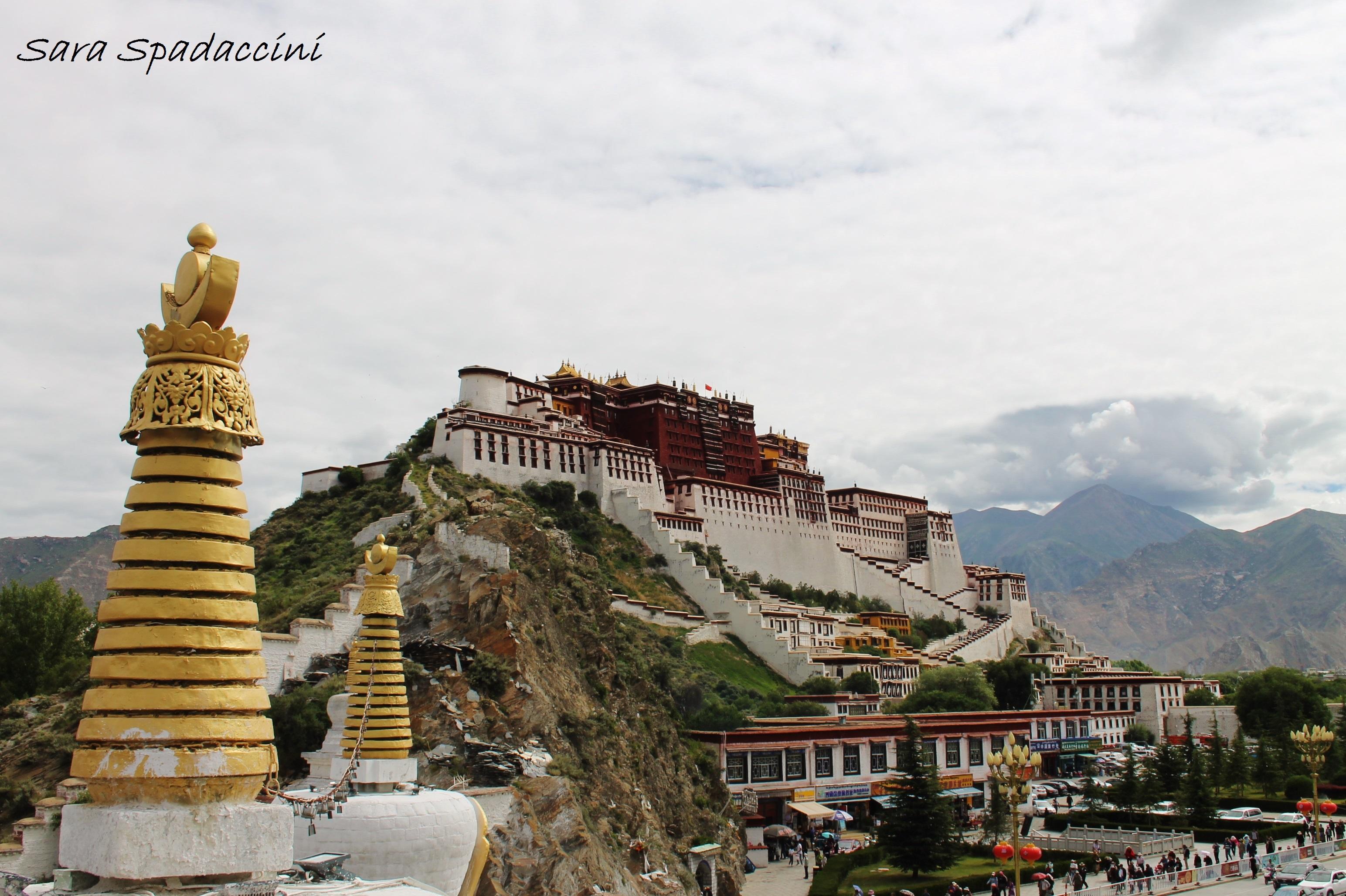 Palazzo Potala - Tibet