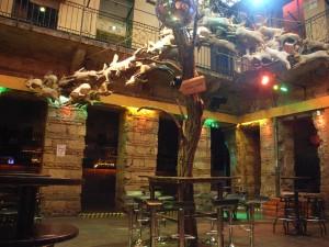 il pub in rovina Instant di Budapest