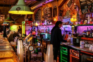 Szimpla Kert, uno dei Ruin Pub di Budapest
