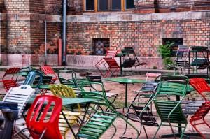 Ruin Pub, birreria all'aperto