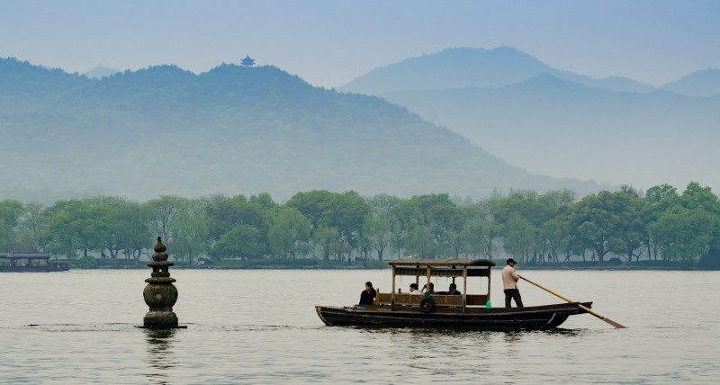 Il West Lake di Hangzhou