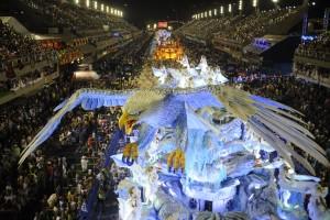 Carnevale a Rio 1