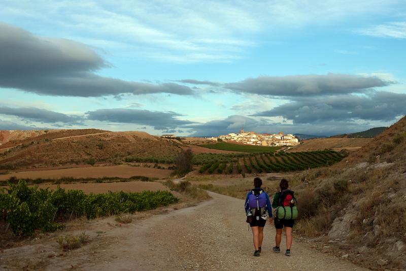 Cammino di Santiago, tappe per pellegrini a piedi