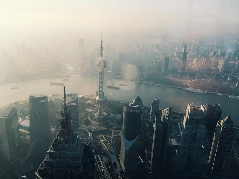 I grattacieli di Shanghai sono una delle cose da vedere in città