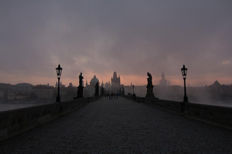 Le leggende del Ponte Carlo di Praga
