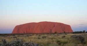 L'Uluru… più conosciuto come Ayers Rock!